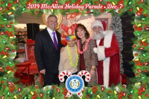 Macy's McAllen Holiday Parade 2019