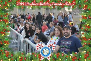 McAllen Holiday Parade 2019