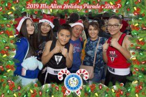 McAllen Holiday Parade 2019